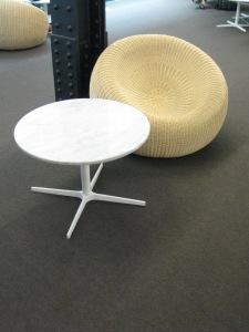Great circular seat