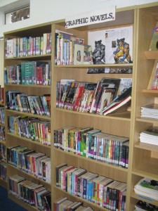 Graphic novels by the Teen titles