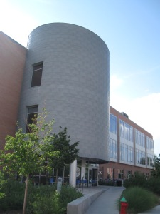 Laramie County Library in Cheyenne, WY