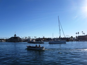 Balboa Island area