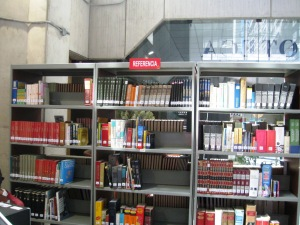 The reference section