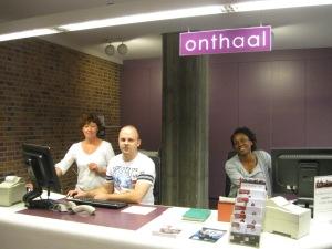 Helpful staffers made me feel welcome