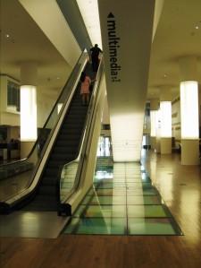 Ascending into Jorge Luis Borges' heaven?