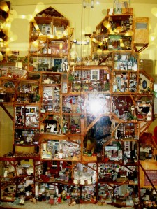 You can spend hours gazing at this amazing assemblage