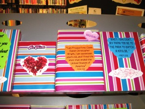 Go on a blind date with a book