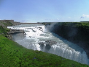 Nearby Gullfoss