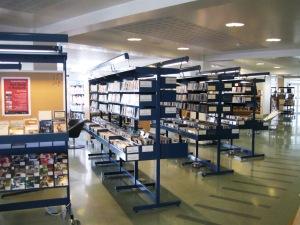 Media area