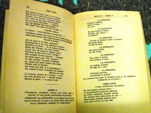 Peer Gynt, just one of an assortment of Esperanto translations