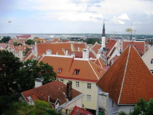 From the ramparts to the Baltic